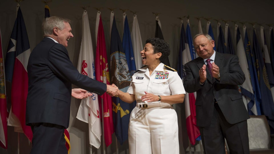 Navy Appoints First Female Four-Star Admiral