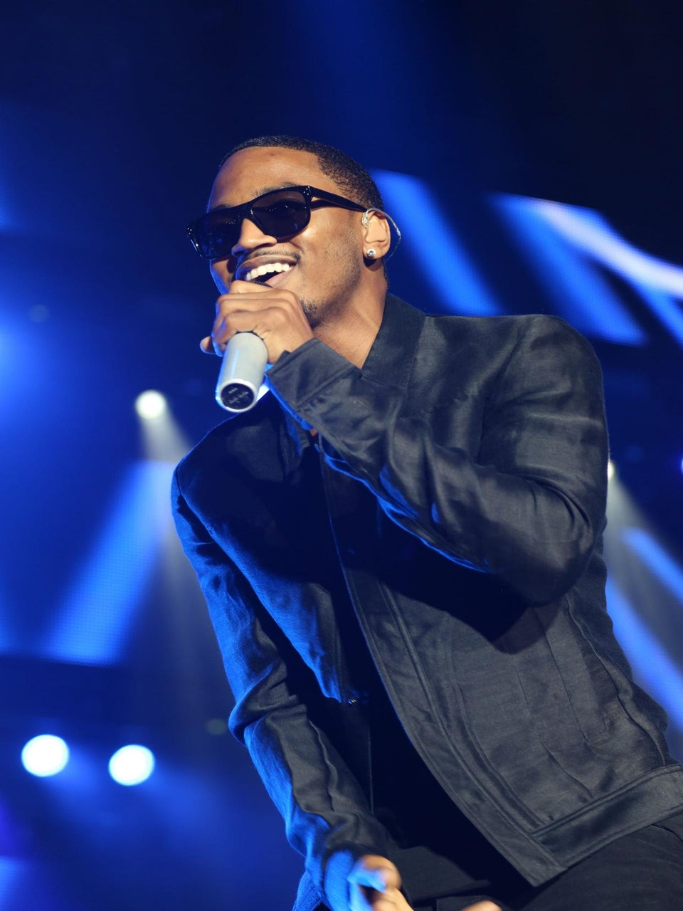 Whoa! Trey Songz Arrested AfterConcert Outburst, Charged With AssaultingCop