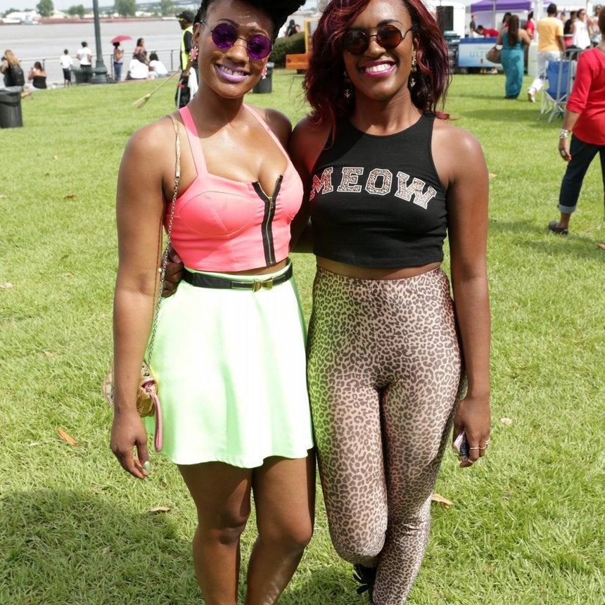 ESSENCE Festival: On the Scene at Family Day