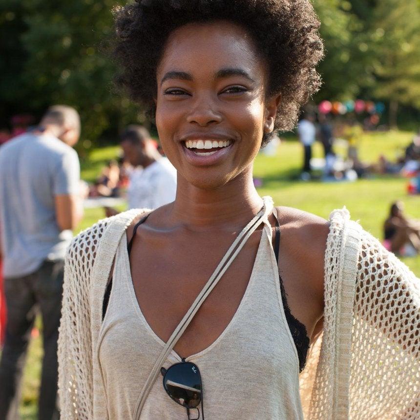 Hair Street Style: Summer Picnicking
