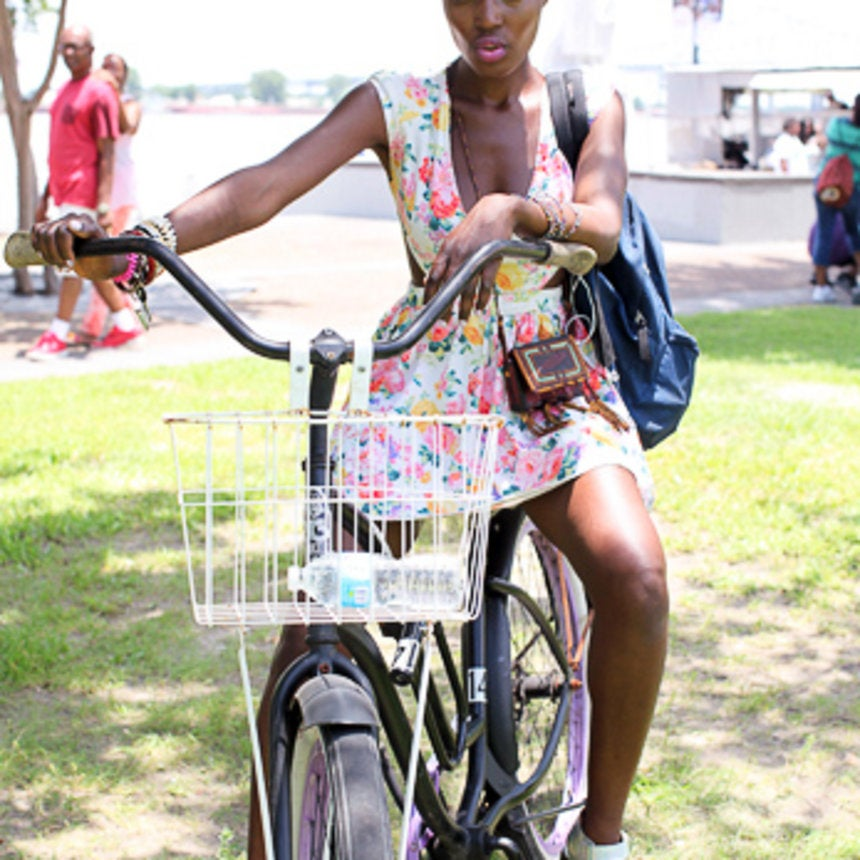 Street Style: ESSENCE Festival Family Day