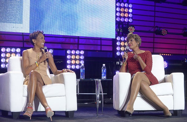 ESSENCE Empowerment: Robin Roberts' Intimate Chat With Her Sister, Who Saved Her Life