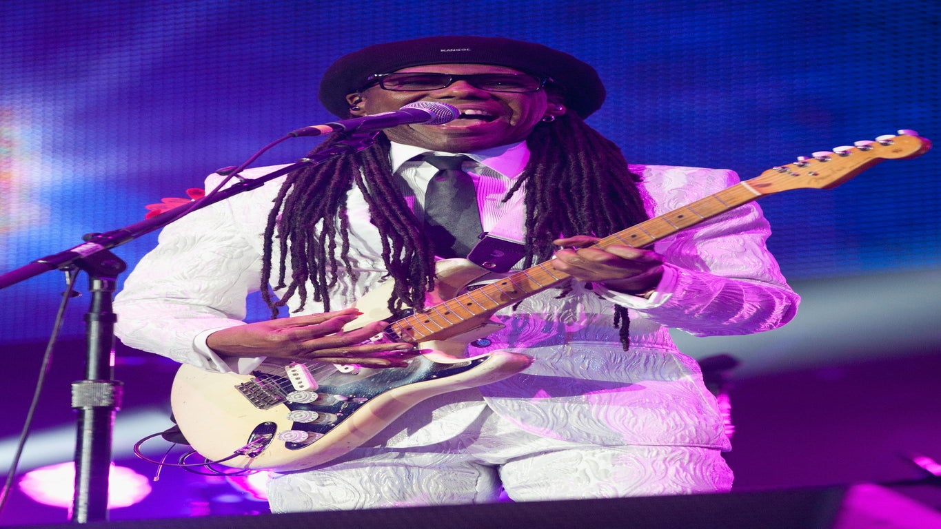 ESSENCE Fest Mainstage: Nile Rodgers