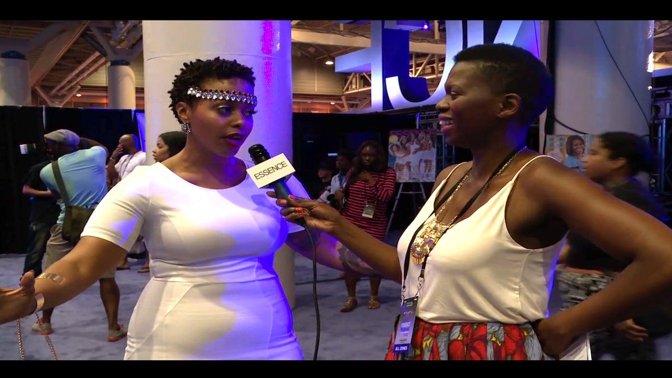ESSENCE Fest: Chrisette Michelle