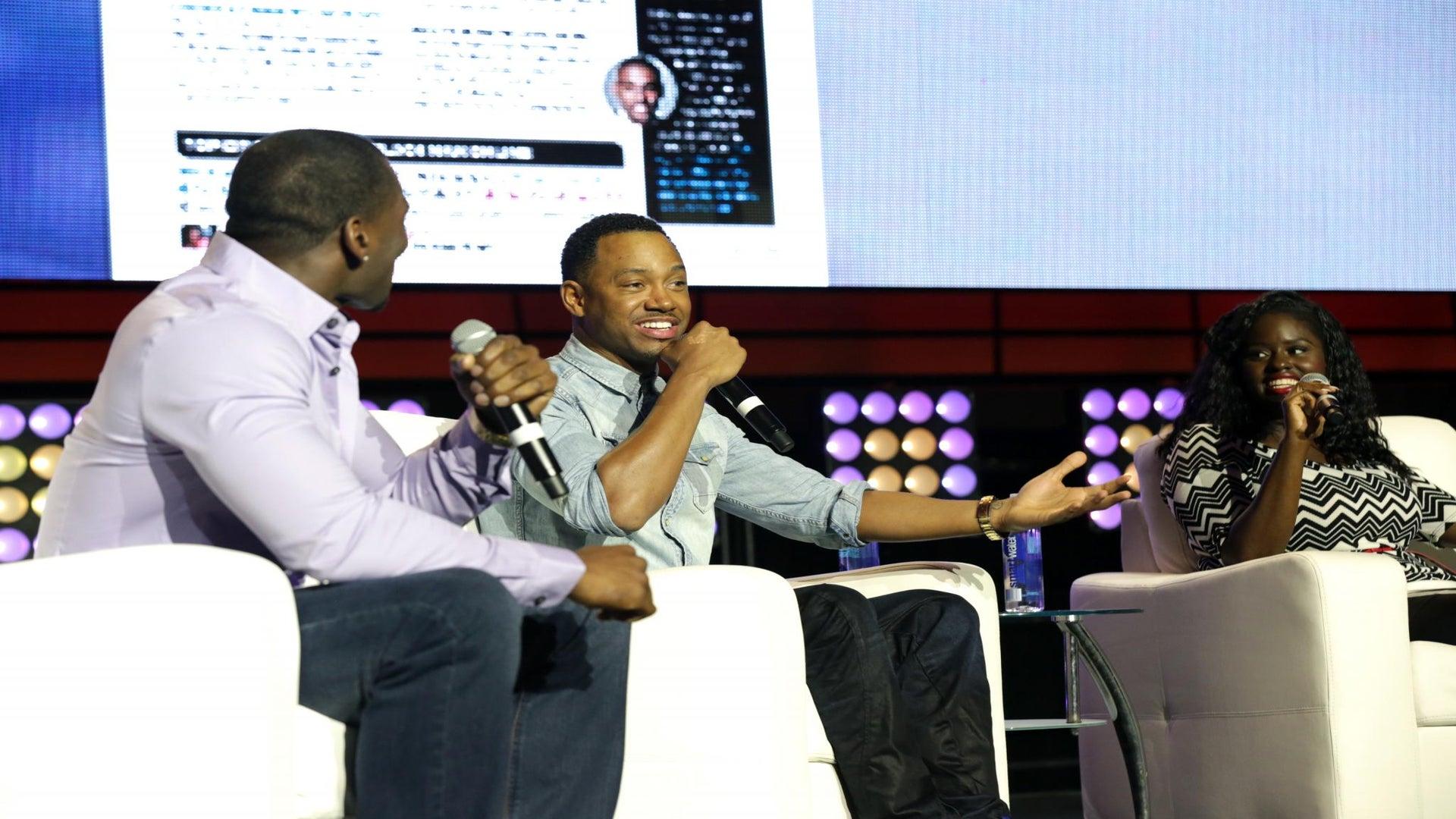 ESSENCE Empowerment: Black Men Talk Romance and Natural Beauty