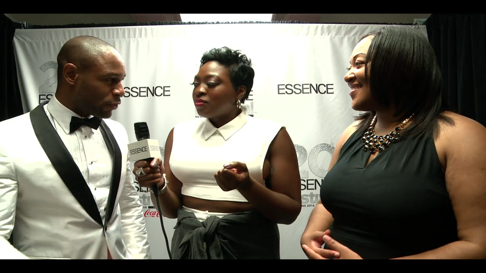 """ESSENCE Fest: Tank on His """"You're My Star"""" Competition"""