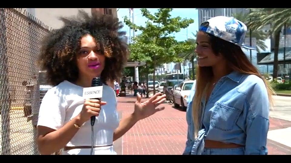 ESSENCE Festival: Street Style Ambush