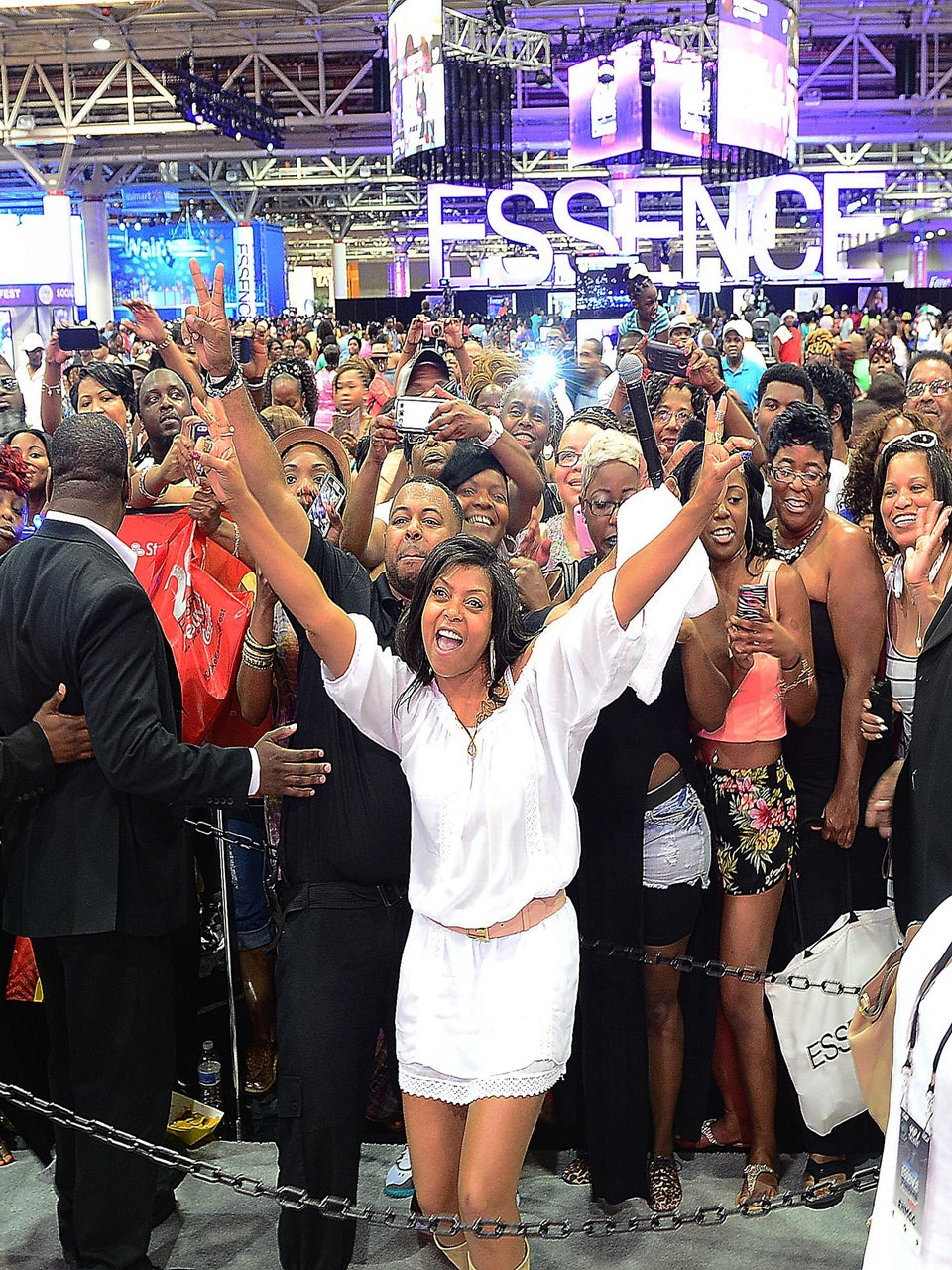 ESSENCE Poll: What Do You Hope To Get When You Meet a Celeb?