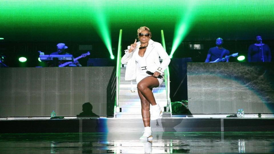 ESSENCE Mainstage: Mary J. Blige