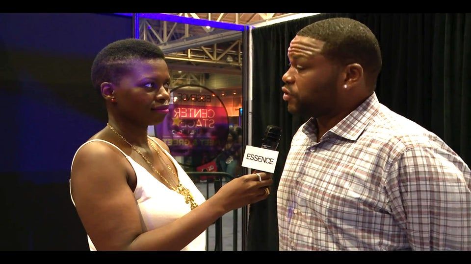 Anthony Anderson Dishes on Tracee Ellis Ross