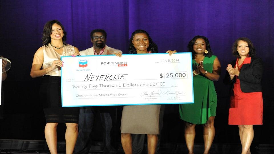 Chevron PowerMoves.Nola Awards Minority Business Owners