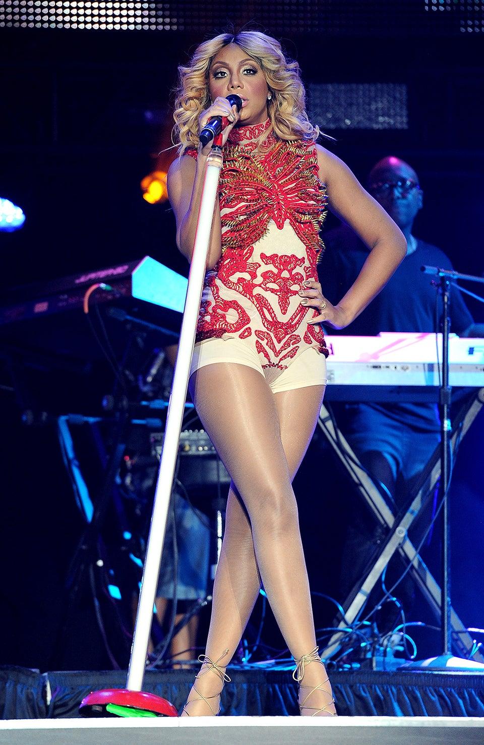 VIDEO: Tamar Braxton at ESSENCE Fest