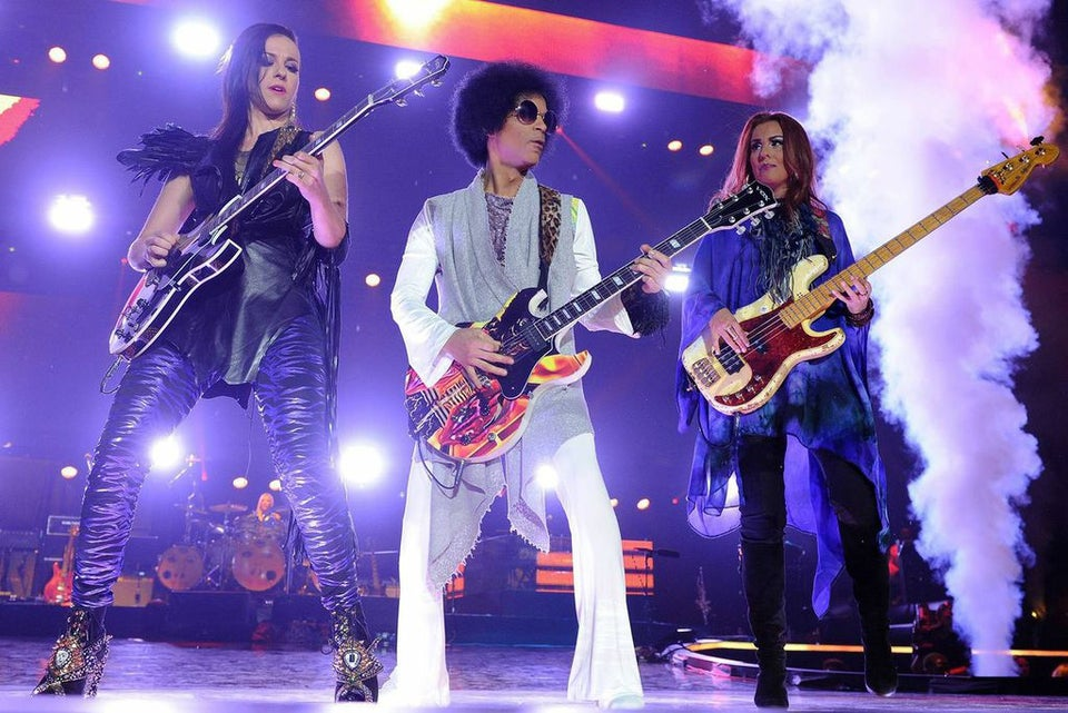 """Must-See: Prince and 3RDEYEGIRL's New Lyric Video, """"ANOTHERLOVE"""""""