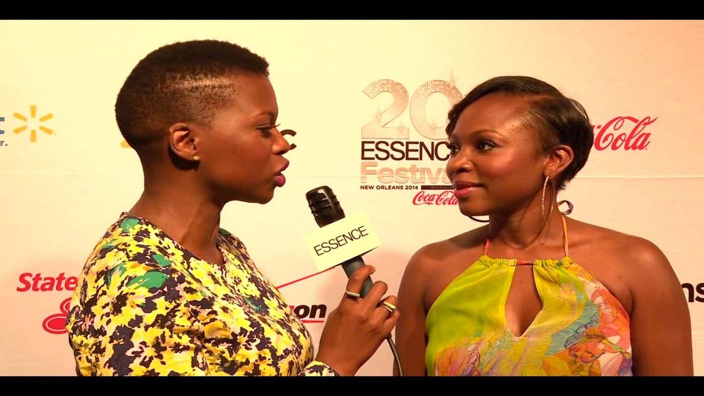 3 Things You Didn't Know About Naturi Naughton