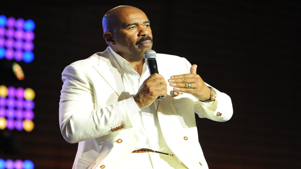 Coffee Talk: Steve Harvey Launches a Dating Site