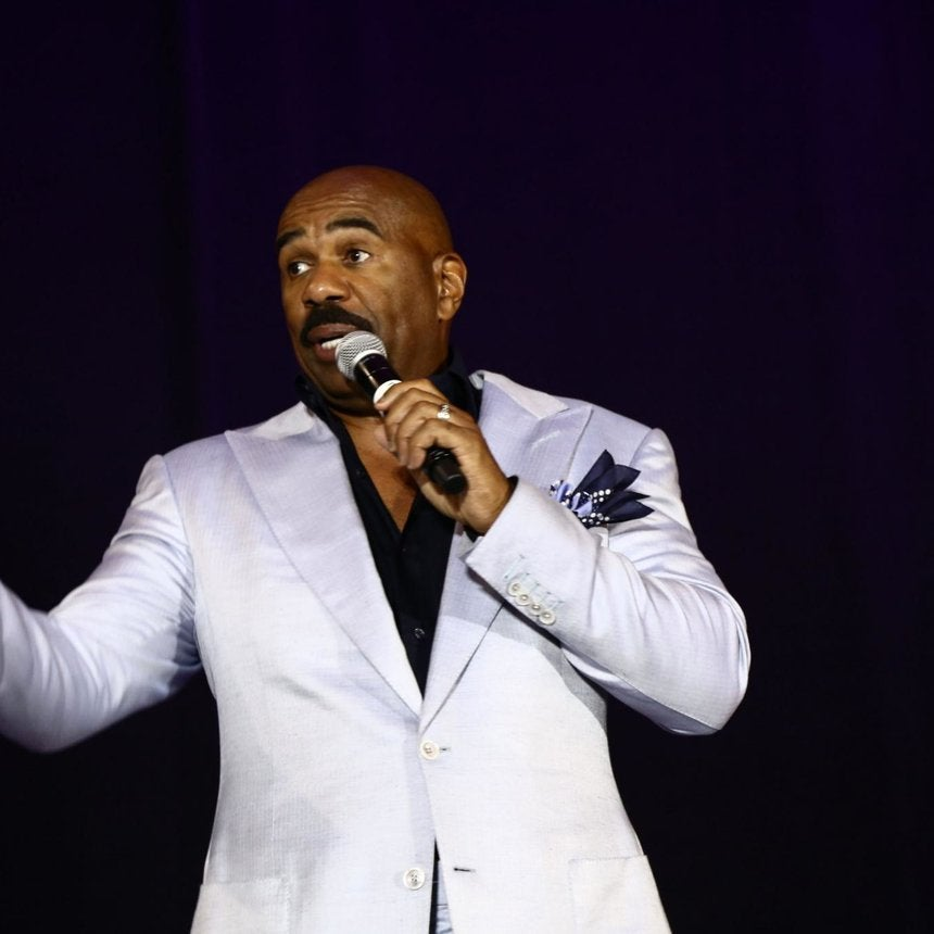 Coffee Talk: Steve Harvey Invites Paula Deen to Join His Mentoring Program