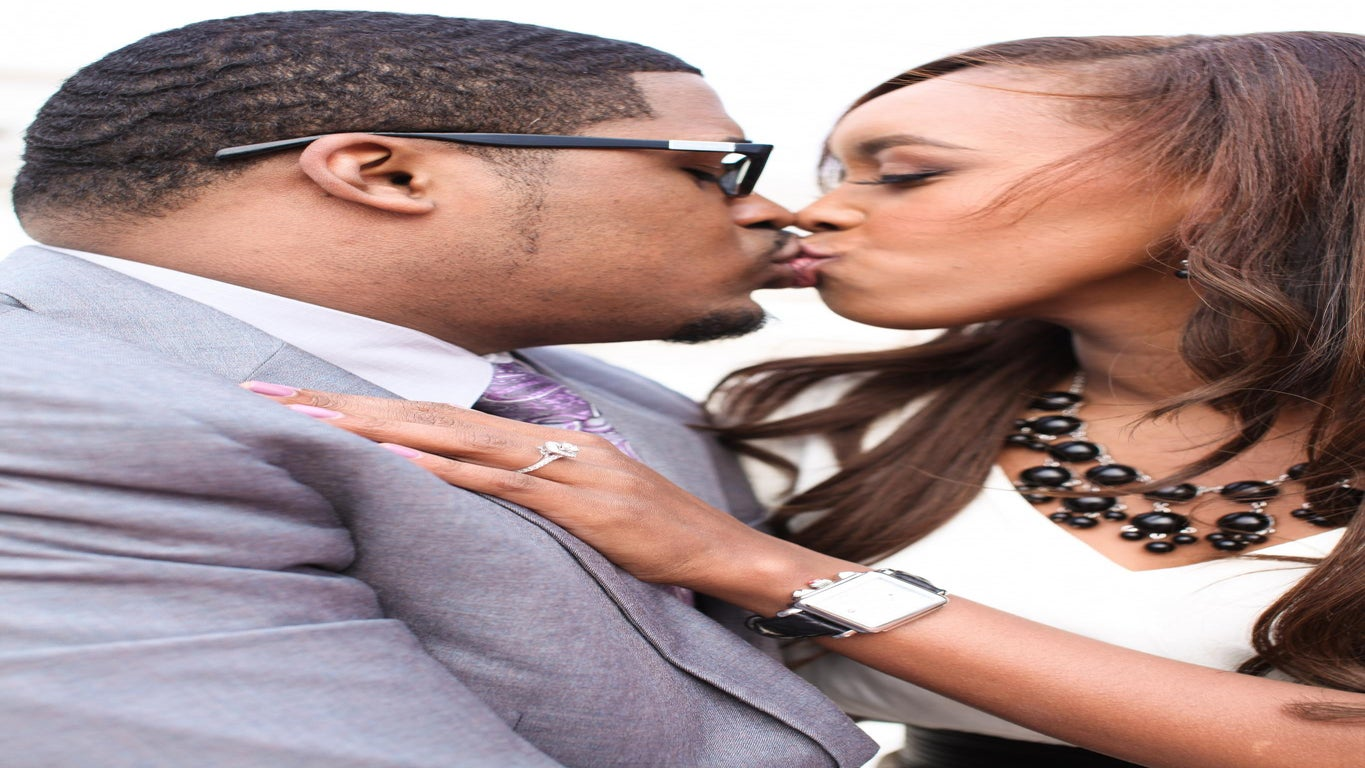 Just Engaged: Chanell and Jarrell's Engagement Story