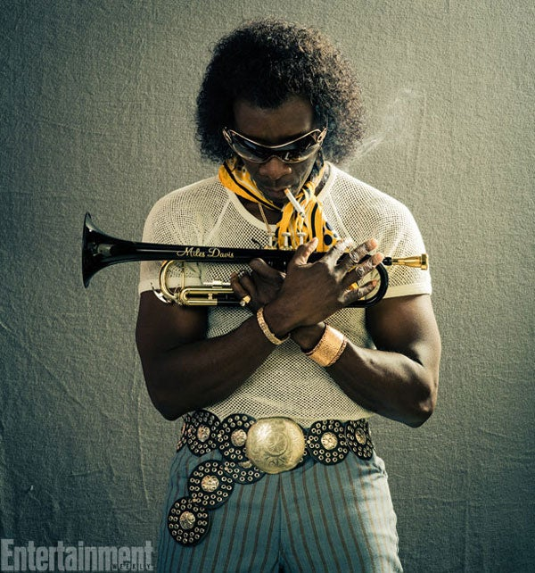 Photo Fab: Don Cheadle Transforms Into Miles Davis for Biopic