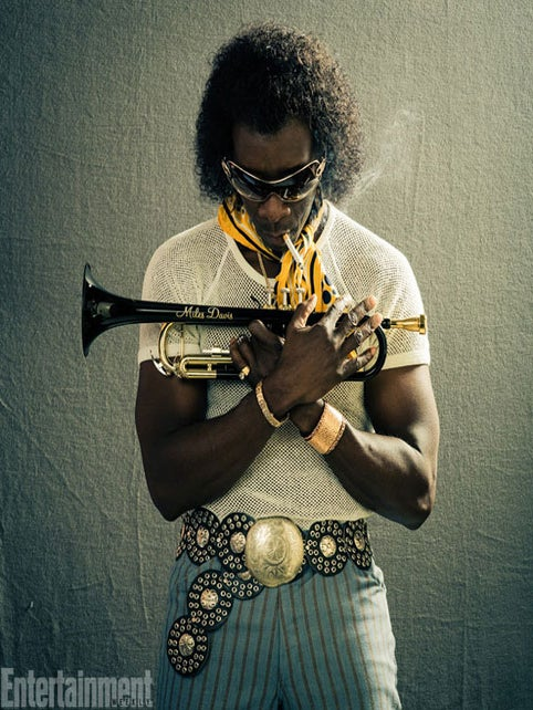 Photo Fab: Don Cheadle Transforms Into Miles Davis for Biopic