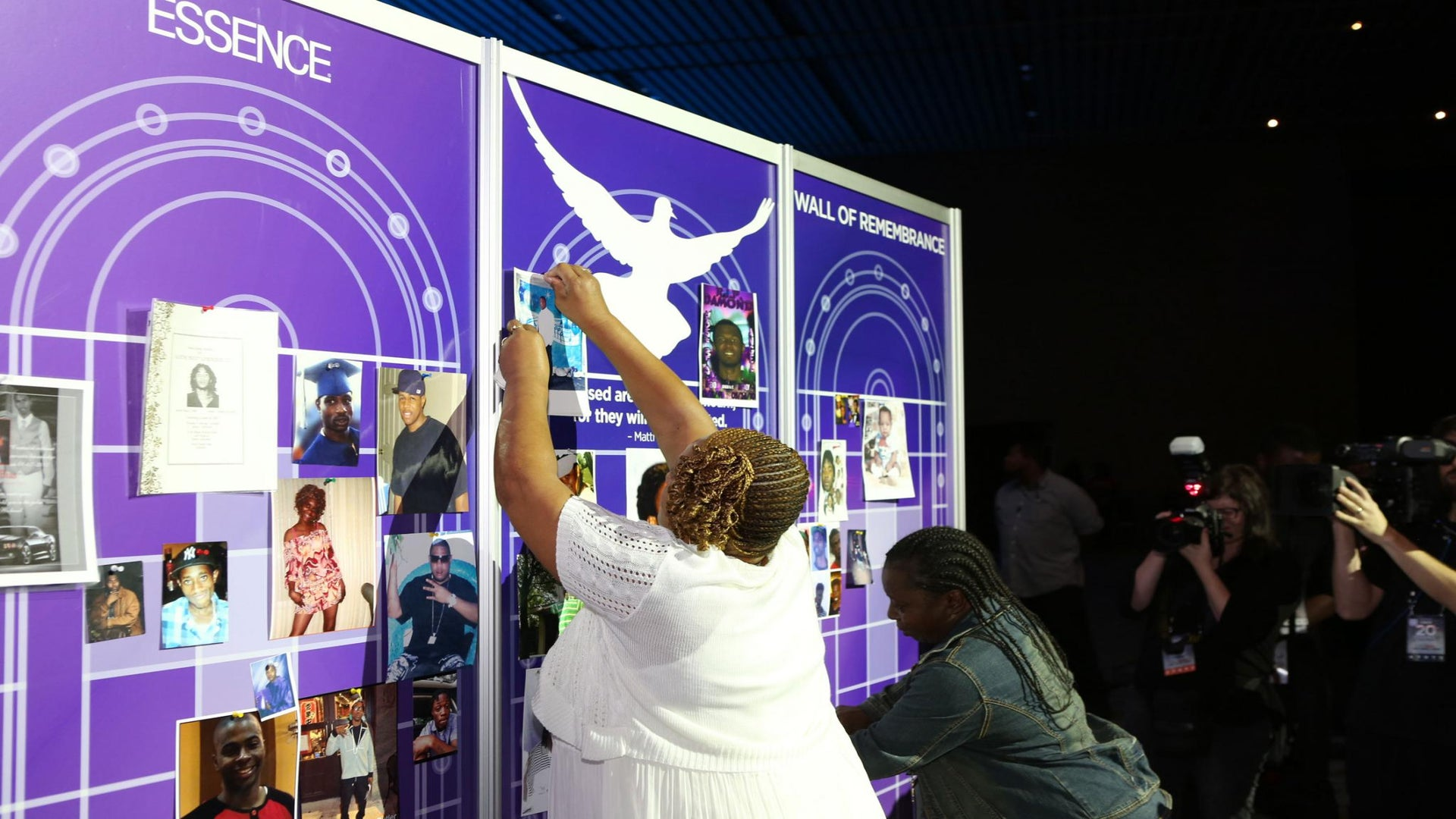 Essence Honors Mothers Who've Lost Children to Gun Violence