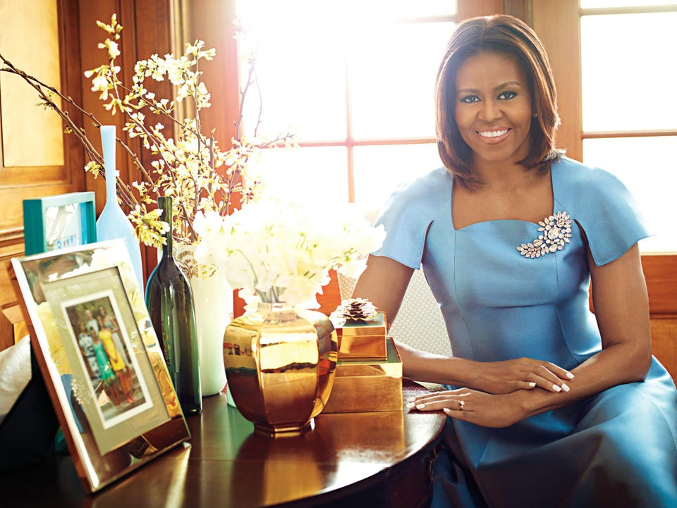 First Lady Michelle Obama Talks Building a Brighter Future For Our Children