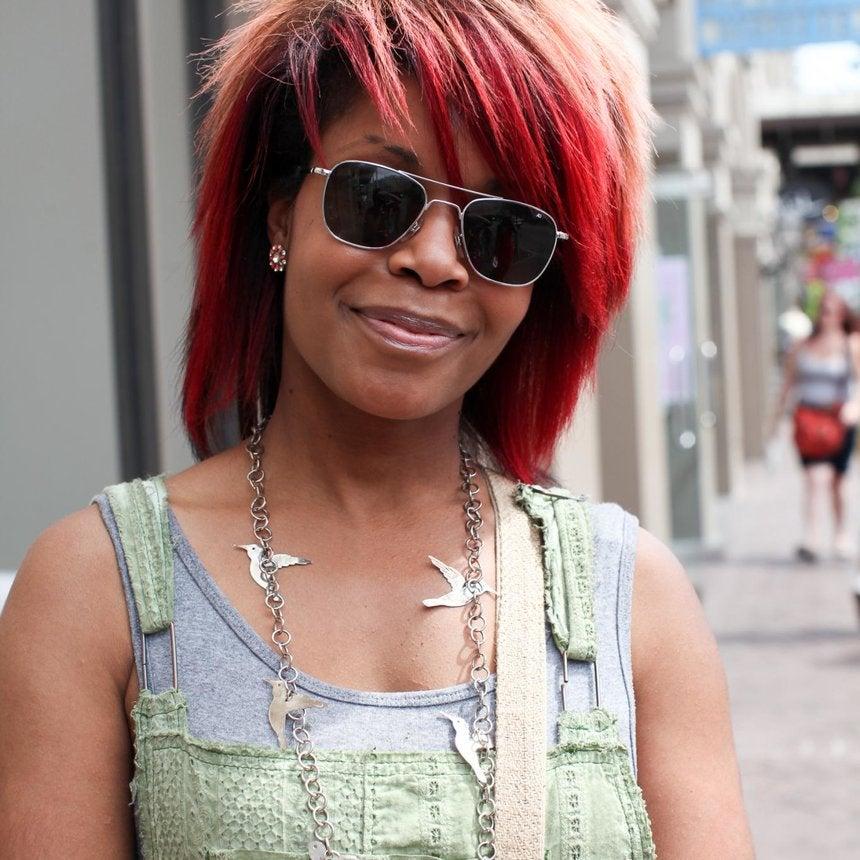 Hair Street Style: More 2014 Festival Hair Favorites