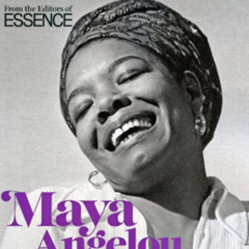 ESSENCE Commemorates Life of Dr. Maya Angelou With Release of New Book, 'Maya Angelou: Her Phenomenal Life & Poetic Journey'