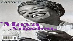 ESSENCE Commemorates Life of Dr. Maya Angelou With Release of New Book, 'Maya Angelou: Her Phenomenal Life & Poetic Journey'</i>