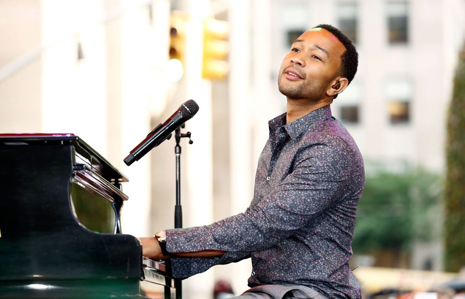 Listen to John Legend and Common's Moving New Song, 'Glory,' from 'Selma' Soundtrack