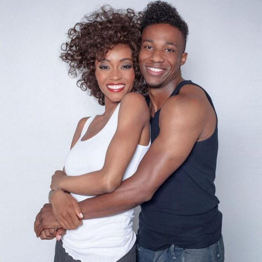 First Look: Check Out the Actor Playing Bobby Brown in Whitney Houston Biopic