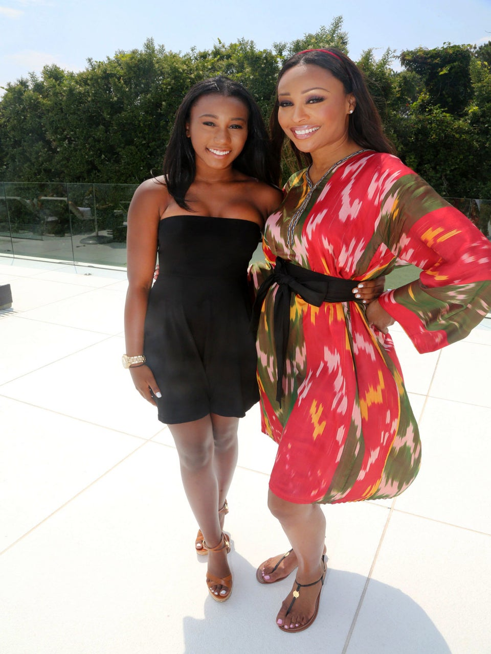 Cynthia Bailey and Daughter Noelle Celebrate the Beauty of Black Women