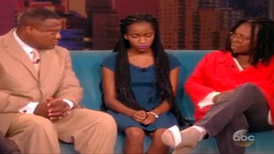 'The View' Hosts Interview 16-Year-Old Rape Victim Jada