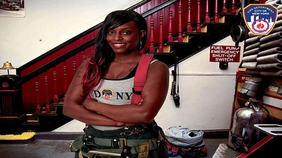 Black Woman Becomes First Female Firefighter to Appear in FDNY's Calendar of Heroes