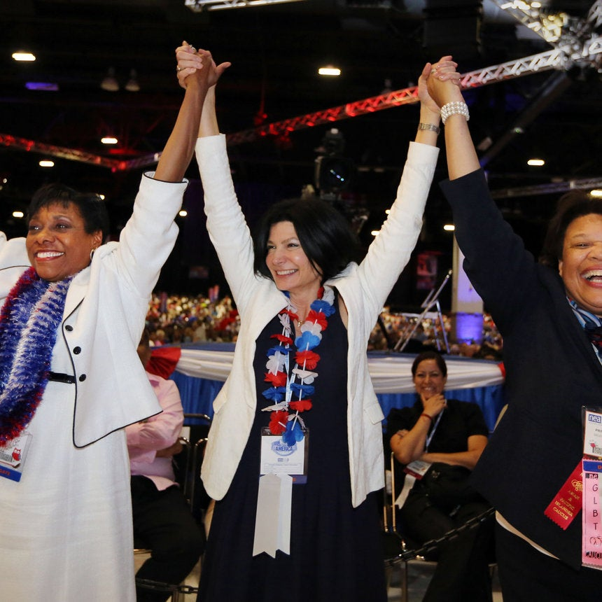 Three Women of Color to Head America's Largest Union