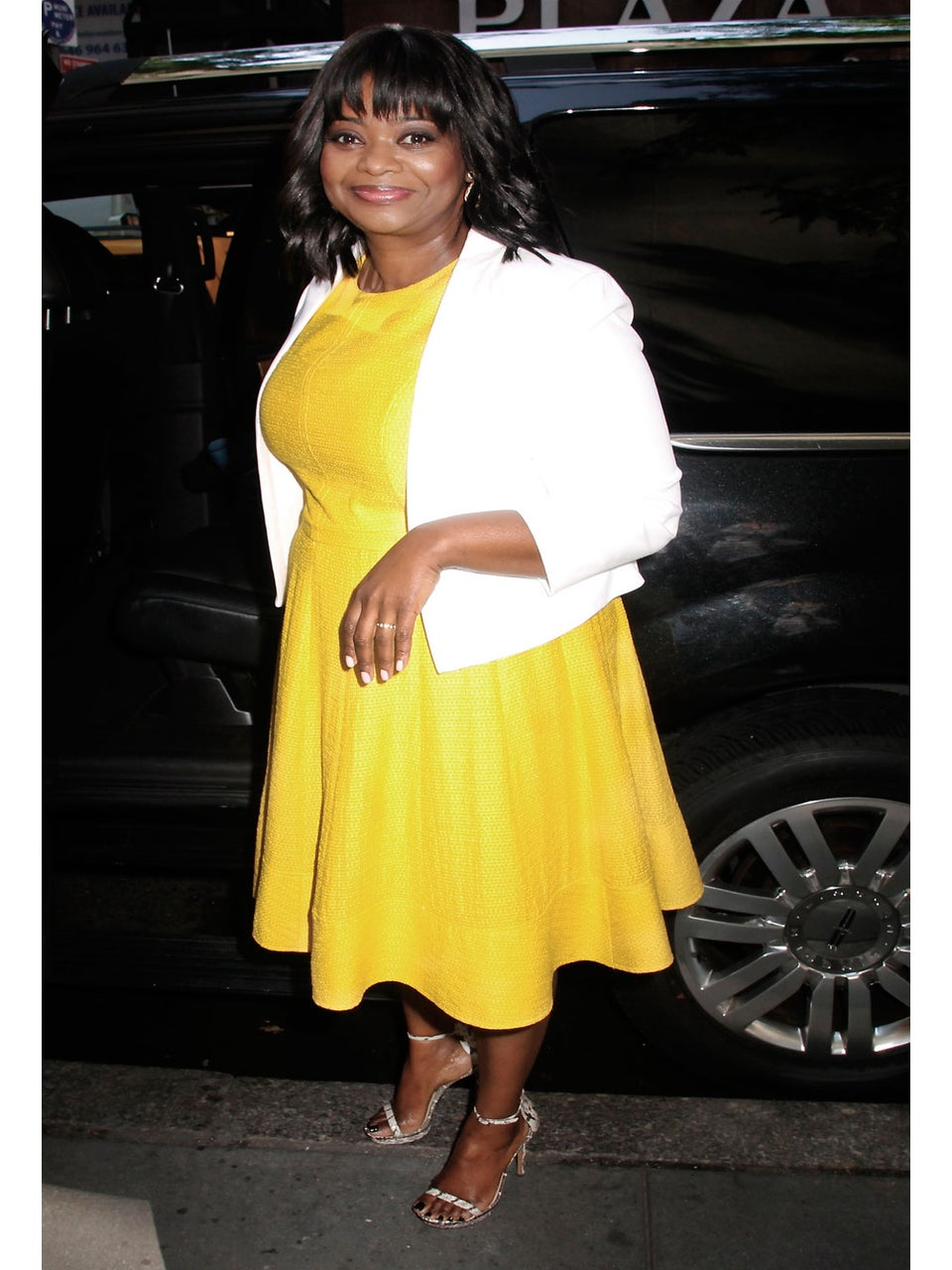 Octavia Spencer Doesn't Think 'Selma' Was Snubbed Out of Oscar Nomination