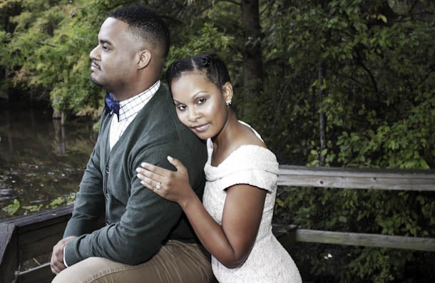 Just Engaged: Regina and Ron's Engagement Story