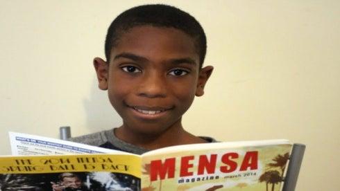 11-Year-Old UK Boy Scores Higher than Einstein on IQ Test