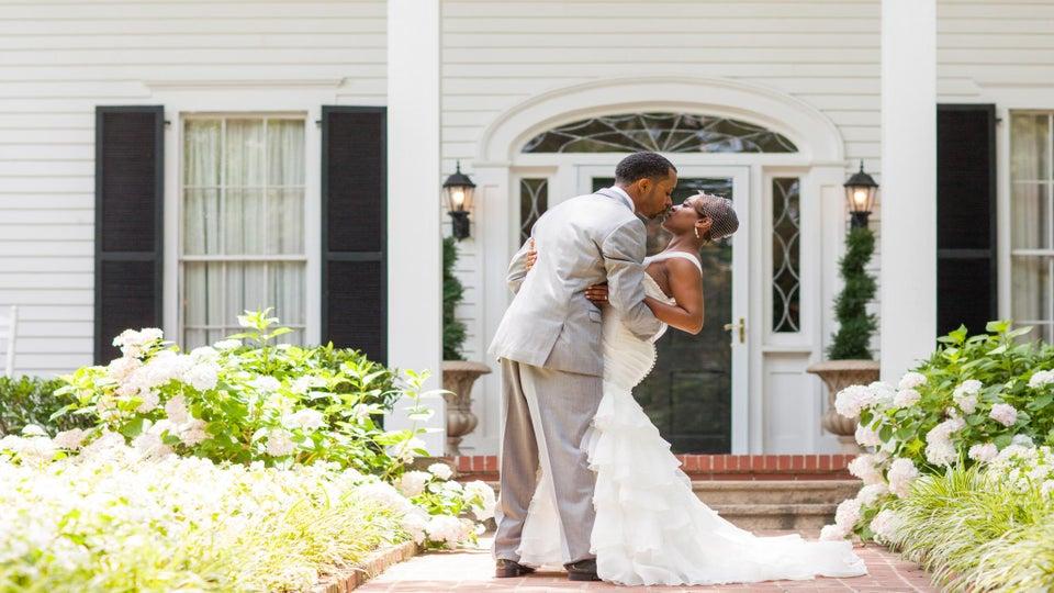 Bridal Bliss: Alisha and Jordan's Georgia Wedding
