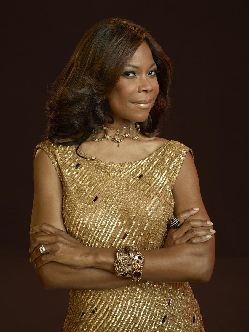 Angela Robinson of 'The Haves and The Have Nots' Explains Her Love For Wigs