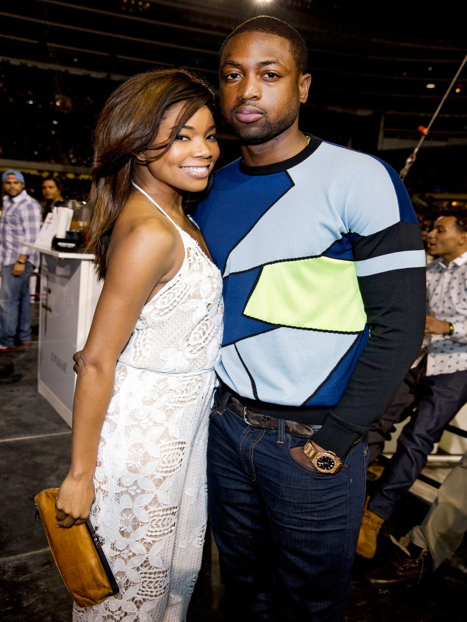 Must-See: Dwyane Wade and Gabrielle Union's Adorable 'Save the Date' Video