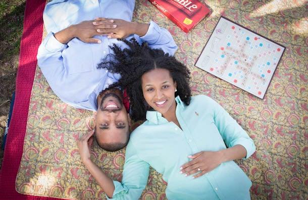 Just Engaged: Juanita and Charles' Engagement Story