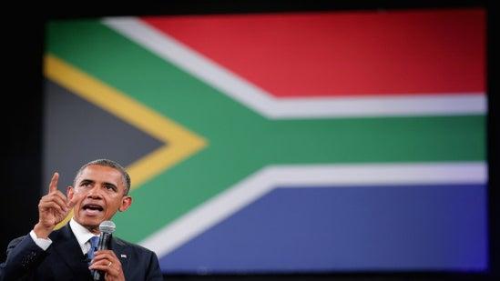 Coffee Talk: President Obama to Rename Leadership Program After Nelson Mandela