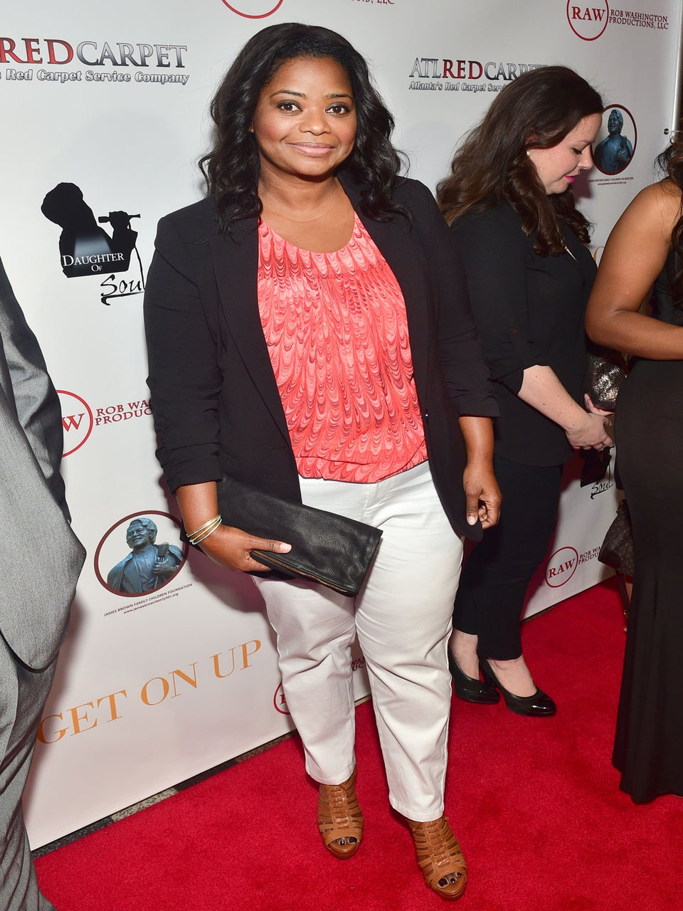 Octavia Spencer on Diversity in Hollywood: 'TV is Light-Years Ahead of Film'