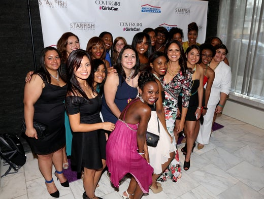 Soledad O'Brien's Starfish Foundation Empowers Young Women to Pursue Education