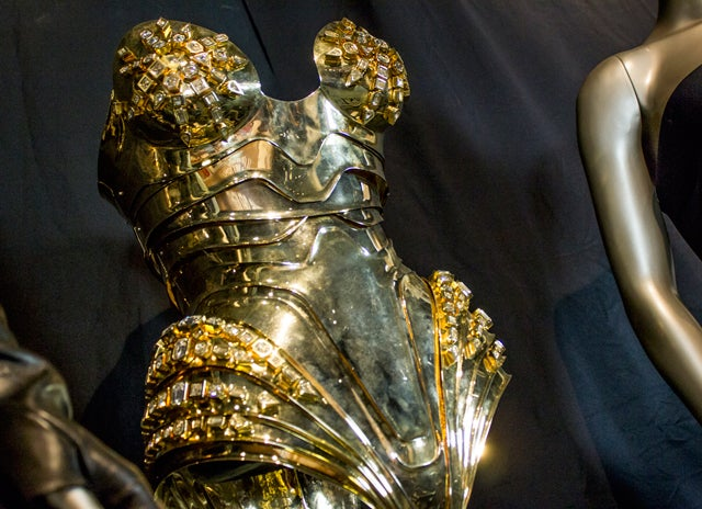 Behind The Seams: Beyoncé's Rock & Roll Hall of Fame Costumes