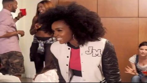 Must-See: Janelle Monae Takes Us Back to School in 'Electric Lady' Video