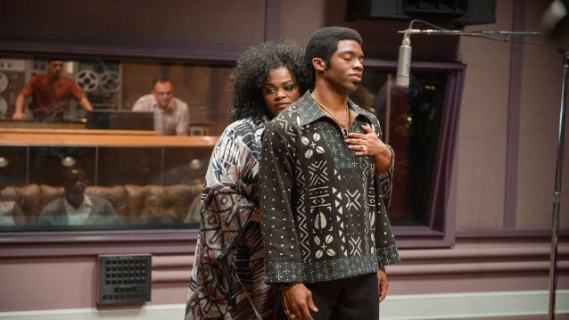 Jill Scott on Playing James Brown's Abused Wife: 'She Loved Him Completely'