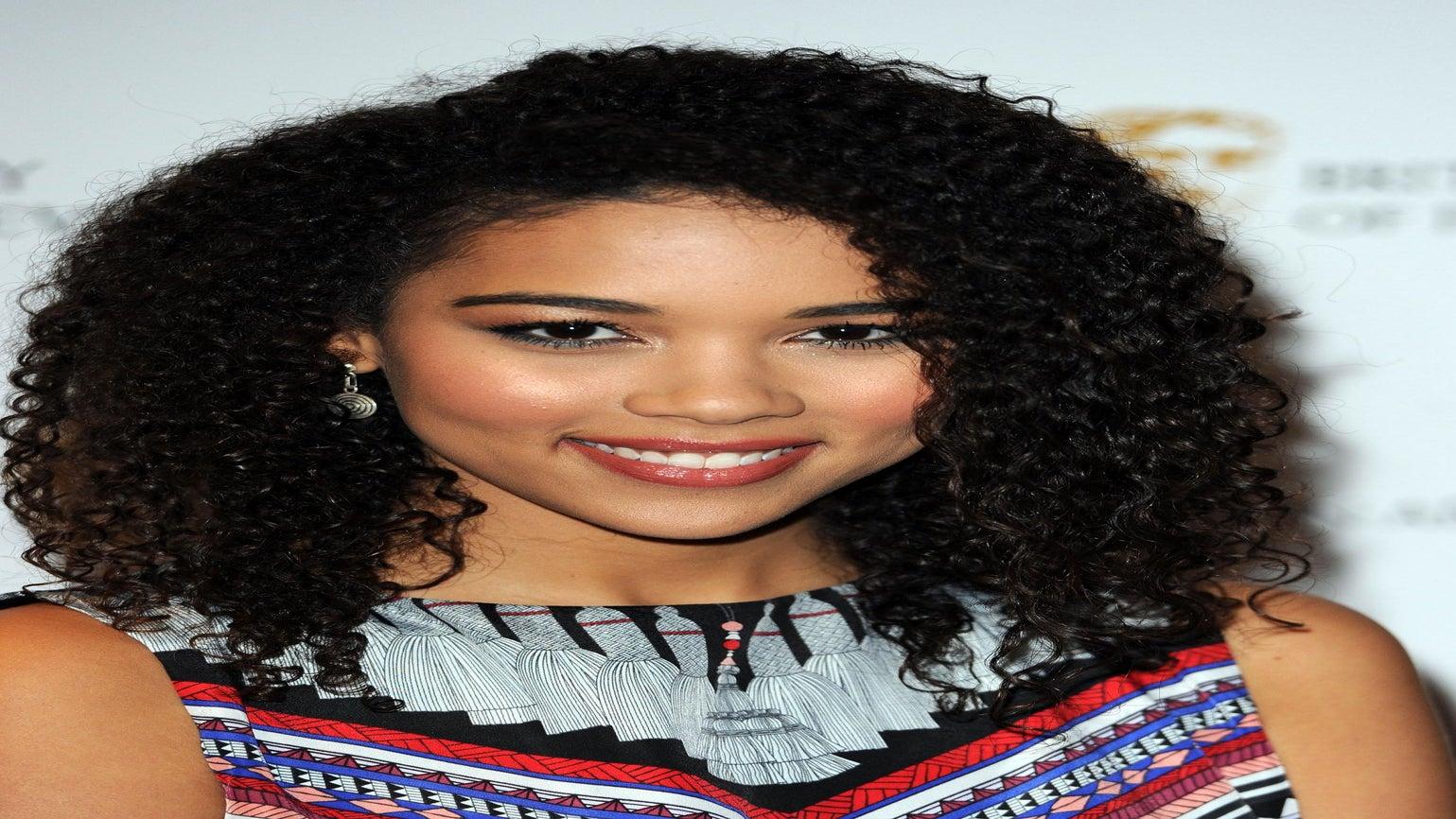 Aaliyah Biopic Has a New Star: Meet Alexandra Shipp