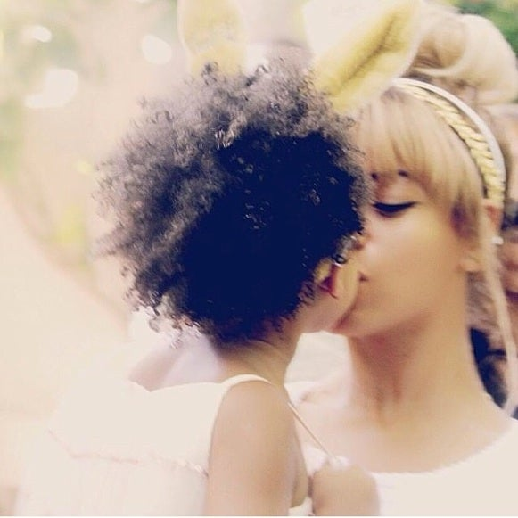 What Hair Messages Are We Sending Kids? Thoughts on Karreuche's Blue Ivy Remarks
