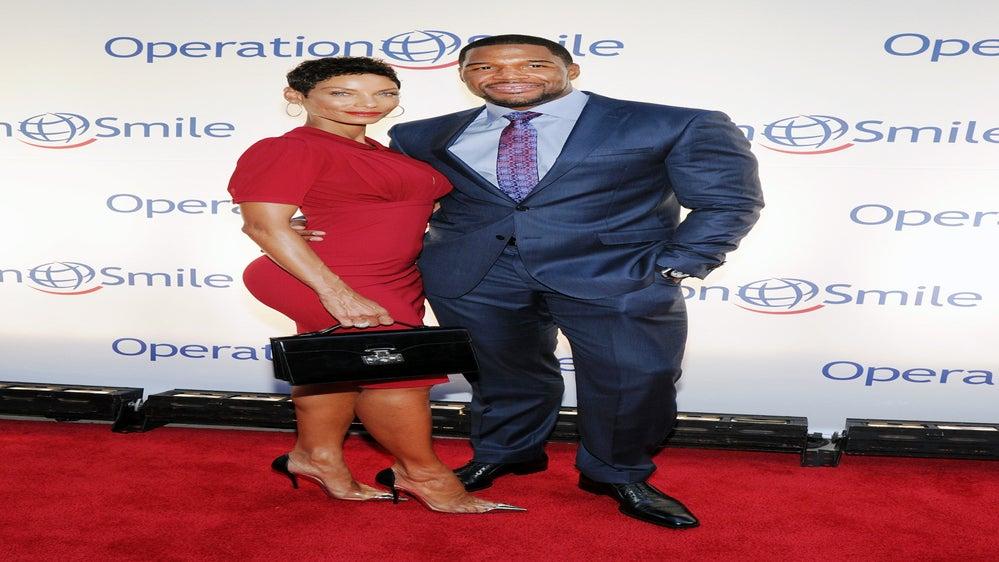 Michael Strahan and Nicole Murphy Split